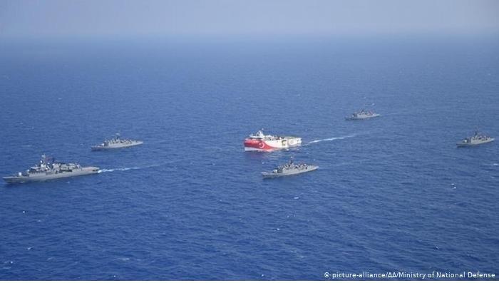 Përplasja Turqi-Greqi në Mesdhe, analistët: Konflikti është shumë më i madh